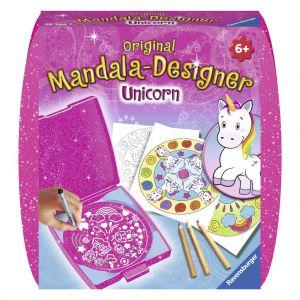 Mandala mini Eenhoorn
