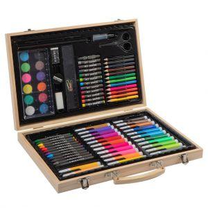 Kleurkoffer Kist 86 Delig