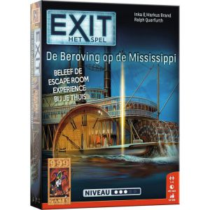 EXIT - De beroving op de Mississippi Breinbreker