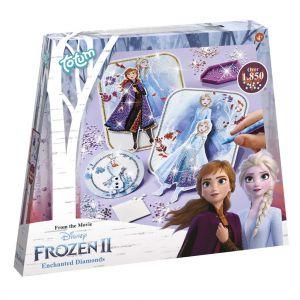 Frozen 2 Diamond Painting Totum