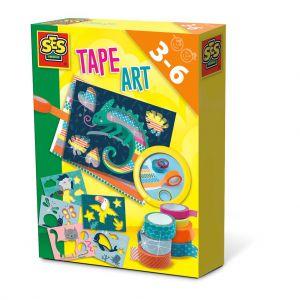 SES Tape Art dieren