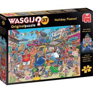 Puzzel Wasgij Original 37 1000 Stukjes