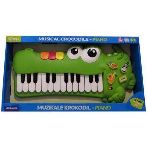 Kinder Piano - Muzikale Krokodil