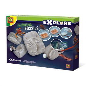 SES Explore Lichtgevende Fossielen