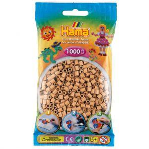 Strijkkralen Hama Licht Bruin 1000 Stuks