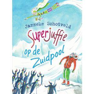Boek superjuffie op de Zuidpool