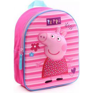 Peppa Pig Pretty Little Things 3D Kinderrugzak - Roze