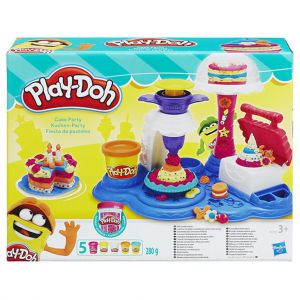 Playdoh Cake Party