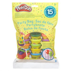 Playdoh party bag