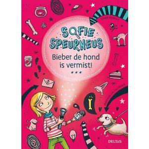 Boek sofie speurneus bieber de hond is vermist
