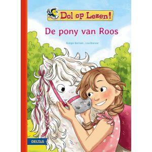 Boek dol op lezen! De pony van roos