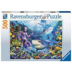 Puzzel 500 stuks heerser van de zee