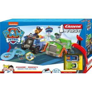 Ready for Action Paw Patrol Carrera FIRST (63040): 2 meter
