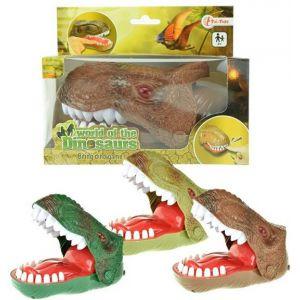 Bijtende Dino