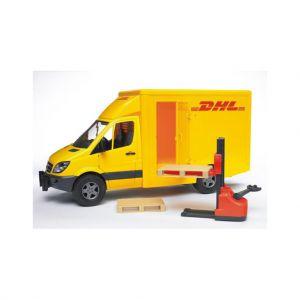 Bruder Mercedes Sprinter DHL