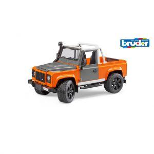 Bruder Jeep Landrover Pick Up