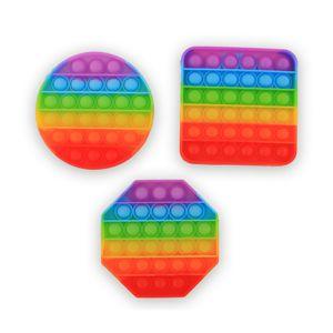 Fidget pop it rainbow