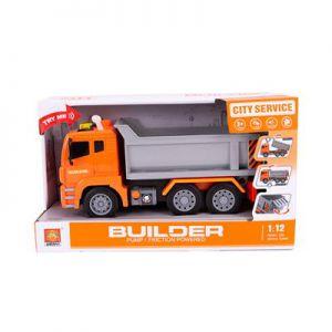 Vrachtwagen met pomp 30cm