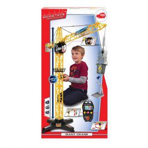 Kraan Met Kabelbesturing Dickie Toys 100 Cm