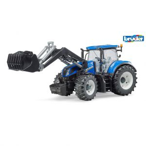 New Holland T7.315 Met Frontlader