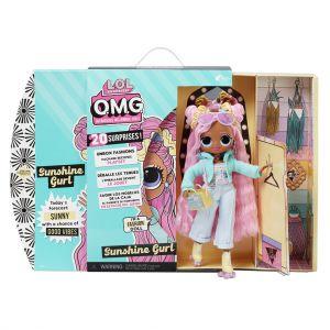 Lol Surprise Omg Doll Series 4.5 - Sunshine