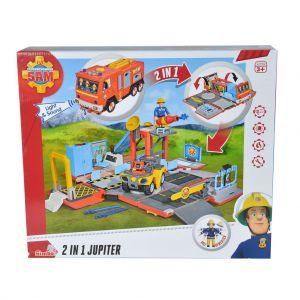 Brandweerman Sam 2 In 1 Jupiter Speelset