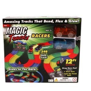 Magic Tracks Racers set