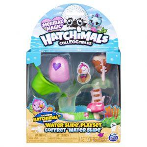 Hatchimals CollEGGtibles Water Slide Playset Season 5