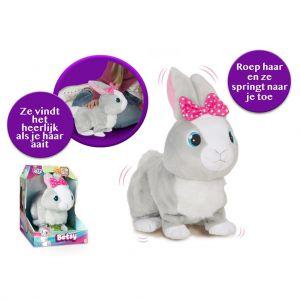 Betsy Interactief konijn