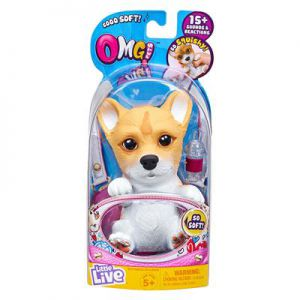 Little Live OMG Pet Corgi