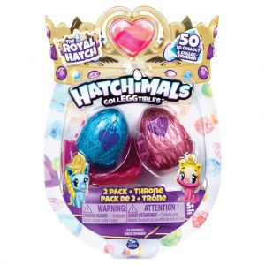 Hatchimals Colleggtibles 2 Pack + Nest S6