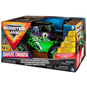 R/C Monster Jam 1:15 Grave Digger