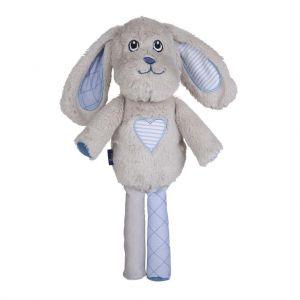 Jipy knuffel hond blauw