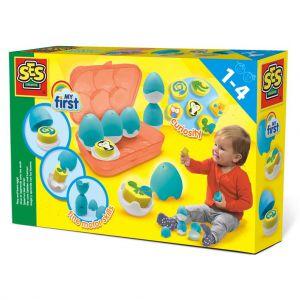 SES Speel en leer eieren