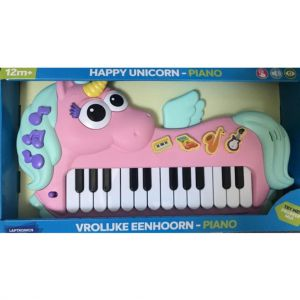 Piano Happy Unicorn