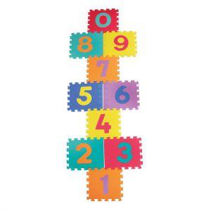 Puzzelmat getallen