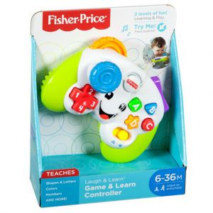 Fisher Price Leerplezier Game & Leer Controller