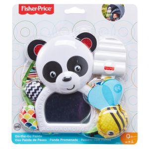 Fisher-Price panda voor onderweg
