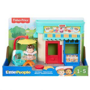 Fisher Price Little People Bakkerspeelset