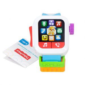 Fisher Price Leerplezier Smart Horloge Nl