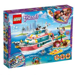 41381 Friends Reddingsboot