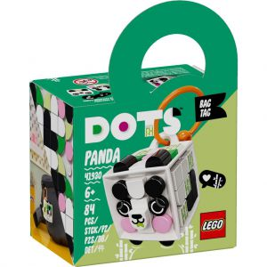 LEGO Dots 41930 Bag Tag Panda