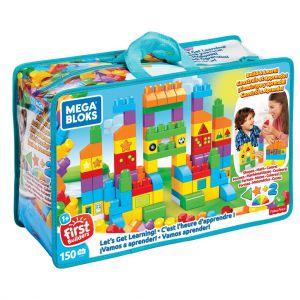 Fisher Price Mega Bloks Laten We Leren Tas 150 Stukjes