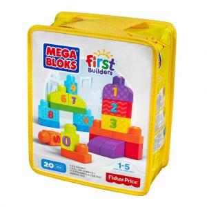 Mega Blocks Bouwpret Tas