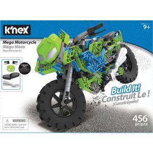 Knex Building Sets Mega Motorcycle