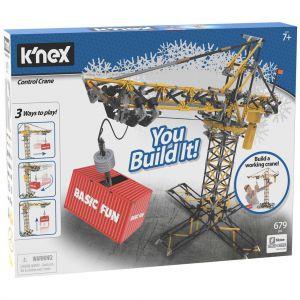 K'nex Building Sets Control Crane Building Set