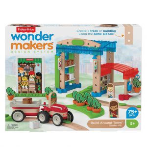 Wonder Makers Stad