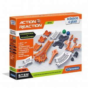 Action And Reaction Track Met Platform En Junctions