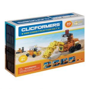 Clicformers Mini Construct Set 4 In 1