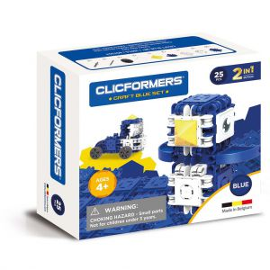 Clicformers Craft Blue Set 2 In 1